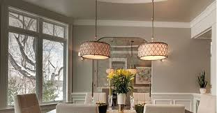 Dining Room Lighting Fixtures Ideas At The Home Depot Gorgeous Lamp For Dining Room