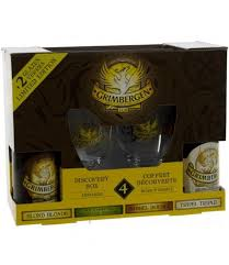 grimbergen geschenkverpakking beer beer of belgium