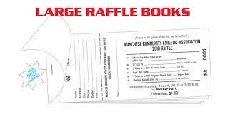 Raffle Ticket Booklets Raffle Tickets Coupon Books Printers Wholesale Prices