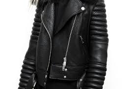 the arrivals rainier leather moto jacket