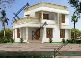 square feet modern kerala house design   bedrooms