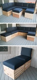 Shanty 2 Chic Coffee Table For 250 She Built This Modular Sectional Herself And Now You Can