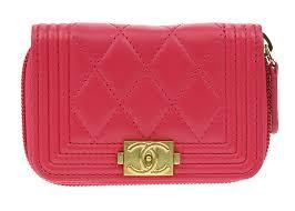 chanel zip coin purse. chanel zip coin purse d