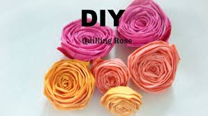 Paper Quilling Rose Flower Basket Paper Craft How To Make Paper Quilling Rose Easy Simple Diy In 5