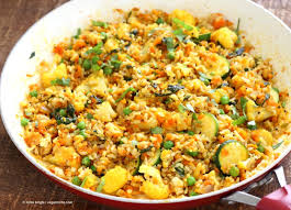 brown rice pilaf recipes. Wonderful Brown Vegetable Carrot Fried Rice With Indian Spices And Shredded Carrots  Veggie Brown Pilaf For Recipes F