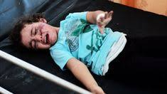 french foreign minister nothing justifies continued massacres in  aug 4 2014 photo essay gaza destruction victims children