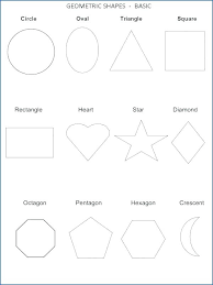 Top Math Sequencing To Printable Pattern With Cool Geometric Shapes ...