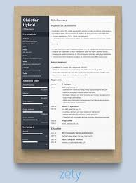 resume for experienced professional best resume format 10 samples for all types of resumes