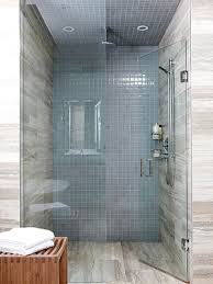 There are as many ways to tile a shower as there are types and colors of  tiles. The only must-follow design rules are to select tiles that are  waterproof ...
