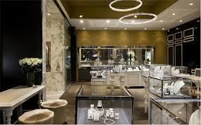 Jewelry Store Interior Design Impressive Decorating