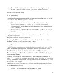 best literature review sample ideas book research proposal tips for writing literature review