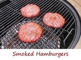 smoked hamburgers life s a tomato