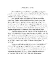 example of book review essay com  example of book review essay 17 pevita in examples reviews