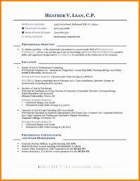 Sample Resume Of Sales Manager Fresh Senior Sales Manager Resume