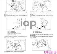 faq subaru evap purge control solenoid valve information for it looks like spaghetti can i decrease the evap clutter yes you can install the purge control solenoid out the use of the purge valve on the diag b