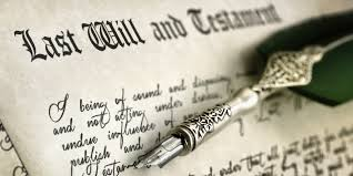 how to make a will online last will and testament