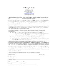 Used Car Purchase Agreement Form - 28 Images - Used Car Contract ...