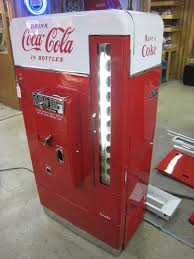 American Vending Machines St Louis Mo Unique Vendo Coke Machine Restoration Vendo CocaCola Machine Restoration