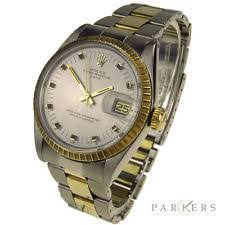 mens rolex watches rolex watches for rolex oyster perpetual date stainless steel gold automatic wristwatch 1505