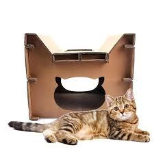cat cardboard house cat cardboard house diy cat cardboard