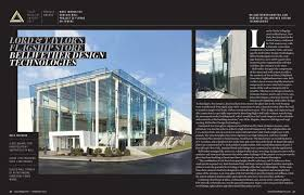 bellwether wins most innovative curtain wall glass awards 2017