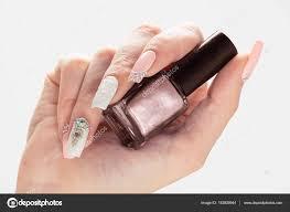 Nehty Pastelove Barvy
