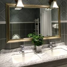 bathroom mirrors framed. Gallery Images Of The Framed Bathroom Mirrors And Bare M