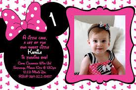 baby mickey mouse invitations birthday minnie mouse photo birthday invitations minnie mouse photo birthday