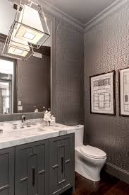 Powder Room Wallpaper 60 Best Powder Room Images On Pinterest Room Bathroom Ideas And