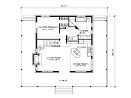 Mountain House Plans   Small Mountain Home Plan Design   H      st Floor Plan