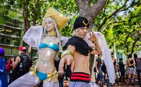 25 More Sexy Pokemon Cosplayers To Confound Your Genitals Dorkly.
