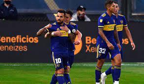 Boca suma 18 vueltas olímpicas a nivel. Como Salio Boca Vs River Hoy Resultado 1 1 Y Victoria De Boca Juniors En Tanda De Penales Por Copa Liga Profesional Argentina La Republica