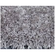 area rug 4 x 6 polyester silver