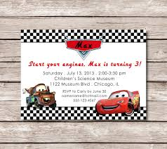 invitation lightning mcqueen invitation template inspiration printable lightning mcqueen invitation template