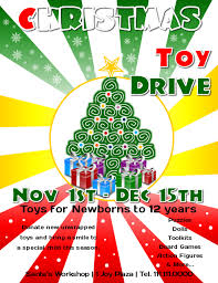 Publisher Flyers Microsoft Publisher Tutorial How To Make A Christmas Toy Drive
