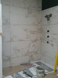 large shower tile bathroom wall tile