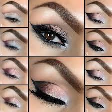 smokey eye makeup tutorial step by step style arena
