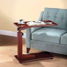 Adjustable Height Coffee Table Side