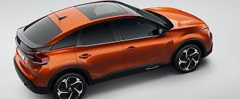 2021 Citroen C4 Revealed to Be <b>Electric</b>, Brings <b>New Design</b> to the ...