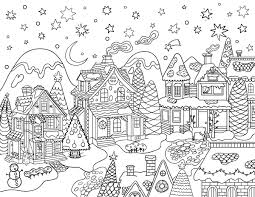 Pin By Beth Conroy On Coloring Christmaswinter Free Christmas