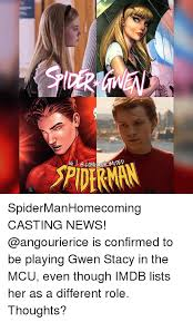 ✅ best memes about imdb imdb memes memes news and imdb spiderman spidermanhomecoming casting news angourierice is confirmed