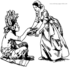 Small Picture Free Printable Native American Coloring Pages Cheap Pilgrim