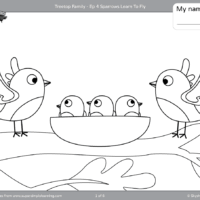 Here are fun free printable monkey coloring pages for children. Five Little Monkeys Coloring Pages Super Simple