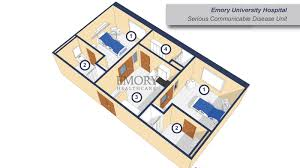 Isolation Ward Design Caring For The American Ebola Patients Inside Emorys
