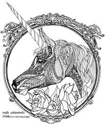 Unicorn Coloring Pages For Adults Awesome Coloring Book Free Unique