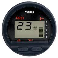 boat gauges outboard gauge set yamaha outboards digital multi function tachometer
