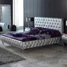black white style modern bedroom silver. Silver Bedroom. Black White Style Modern Bedroom