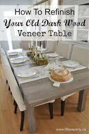 Best  Dark Wood Dining Table Ideas On Pinterest - Dark wood dining room tables