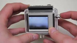 <b>GoPro LCD BacPac</b> Unboxing & Overview - YouTube