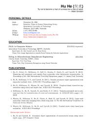 Ieee Resumeat Sample For Freshers Download Pdf Mechanical